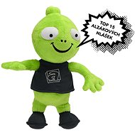 Talking plush alien alza with rocket - Plush Toy