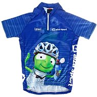 Alza + Lawi Cycling for children - boys, size 134cm - Cycling jersey