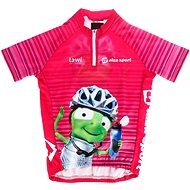 Alza+Lawi Cycling jersay for children - girls, size 134cm - Cycling jersey
