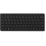 Microsoft Designer Compact Keyboard, Black - CZ/SK - Klávesnice