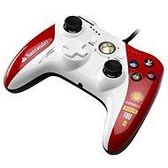 Thrustmaster Ferrari GPX LightBack Ferrari F1 edice - Gamepad