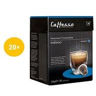 Caffesso Indiano CA200-IND - Kávové kapsle