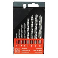 EXTOL wood drill bits, set of 8pcs - Wood Drill Bit Set