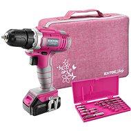 EXTOL LADY 402401 - Cordless Drill