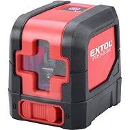 Extol Premium 8823306 - Cross Line Laser Level