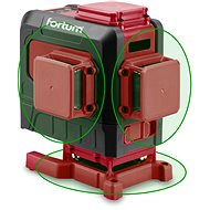 FORTUM 4780216 - Cross Line Laser Level