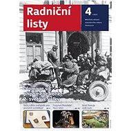 Radniční listy (Olomouc) - 4/2015 - Elektronický časopis