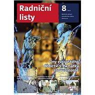 Radniční listy (Olomouc) - 8/2015 - Elektronický časopis