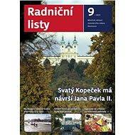 Radniční listy (Olomouc) - 9/2015 - Elektronický časopis