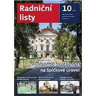 Radniční listy (Olomouc) - 10/2015 - Elektronický časopis