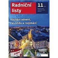 Radniční listy (Olomouc) - 11/2015 - Elektronický časopis