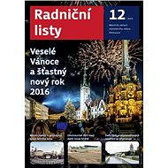 Radniční listy (Olomouc) - 12/2015 - Elektronický časopis