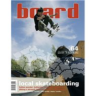 Board - Board 64 skate obálka - Elektronický časopis