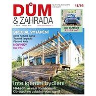 Dům a zahrada - 11/2016 - Elektronický časopis