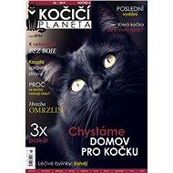 Kočičí planeta - Vydávání titulu bylo ukončeno. - Elektronický časopis