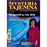 Mysteria tajemna - vydávání titulu bylo ukončeno - Elektronický časopis
