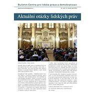 Aktuální otázky lidských práv - 10/2014 - Elektronický časopis