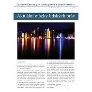 Aktuální otázky lidských práv - 7-8/2015 - Elektronický časopis