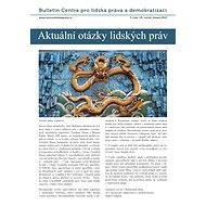 Aktuální otázky lidských práv - 3/2015 - Elektronický časopis
