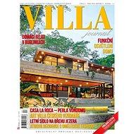 Villa Journal - vydávání titulu bylo ukončeno - Elektronický časopis