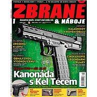 Zbraně a náboje - Roční předplatné + čtvrtletní zdarma - Digitální předplatné