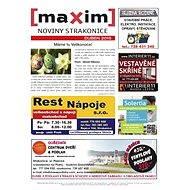 MAXIM NOVINY STRAKONICE - 4/2015 - Elektronický časopis