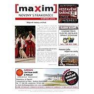 MAXIM NOVINY STRAKONICE - 5/2015 - Elektronický časopis