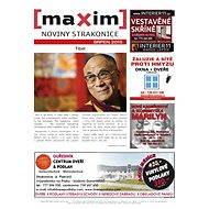 MAXIM NOVINY STRAKONICE - 8/2015 - Elektronický časopis