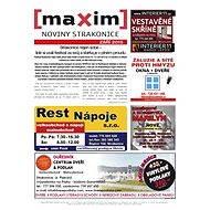 MAXIM NOVINY STRAKONICE - 9/2015 - Elektronický časopis