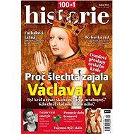 100+1 historie - Roční předplatné - Digitální předplatné