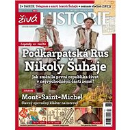 Živá historie - Elektronický časopis