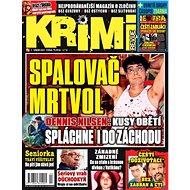 Krimi revue - Roční předplatné - Digitální předplatné