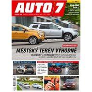 AUTO 7 - dále vychází jako Automobil revue - Elektronický časopis