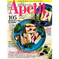 Apetit - Roční předplatné + čtvrtletní zdarma - Digitální předplatné