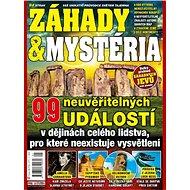 Enigma Extra - Edice Záhady a Mystéria - Elektronický časopis