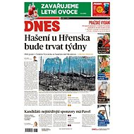 MF DNES - Newspapers