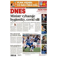 MF DNES - Electronic Newspaper