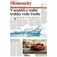 Olomoucký kraj (MF DNES, 21.09.2019) - Elektronické noviny
