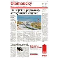 Olomoucký kraj (MF DNES, 24.09.2019) - Elektronické noviny