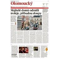 Olomoucký kraj (MF DNES, 26.09.2019) - Elektronické noviny
