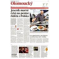 Olomoucký kraj (MF DNES, 30.09.2019) - Elektronické noviny
