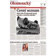 Olomoucký kraj (MF DNES, 01.10.2019) - Elektronické noviny