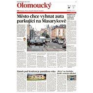 Olomoucký kraj (MF DNES, 02.10.2019) - Elektronické noviny
