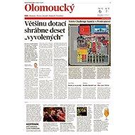 Olomoucký kraj (MF DNES, 03.10.2019) - Elektronické noviny
