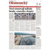 Olomoucký kraj (MF DNES, 04.10.2019) - Elektronické noviny