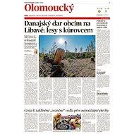 Olomoucký kraj (MF DNES, 07.10.2019) - Elektronické noviny