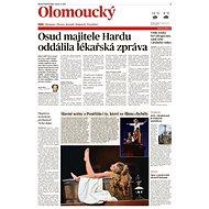 Olomoucký kraj (MF DNES, 08.10.2019) - Elektronické noviny