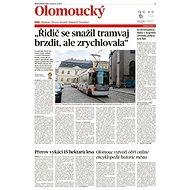 Olomoucký kraj (MF DNES, 10.10.2019) - Elektronické noviny