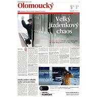 Olomoucký kraj (MF DNES, 12.10.2019) - Elektronické noviny