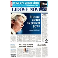 Lidové noviny - Elektronické noviny